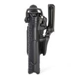 44N500BWR - T-Series L3D Non-Light Bearing Holster - Basketweave - glock front profile image