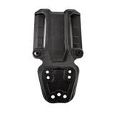 jacket slot belt loop attachment front