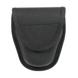 44A100BK - Handcuff pouch - single - black - cordura