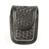 44A300BW - latex glove pouches - plain basketweave