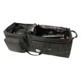 20CC00BK - CROWD CONTROL BAG - BLACK OPEN