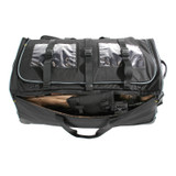 20LO05BK - A.L.E.R.T. 5 BAG - LAYING DOWN SIDE POCKET OPEN