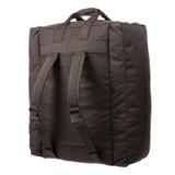 21DT00BK - diver's travel bag - black - back