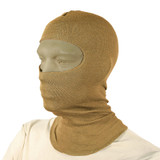 333005CT - lightweight balaclava with nomex - coyote tan