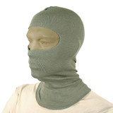 333005FG - lightweight balaclava with nomex - foliage green