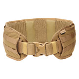 41PB01CT - ENHANCED PADDED BELT PAD - TAN
