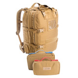 60MP01DE - S.T.O.M.P. II™ Medical Coverage Pack (Jumpable) - COYOTE TAN