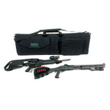"""61PW01BK - Padded Weapons Case - 44"""" black"""