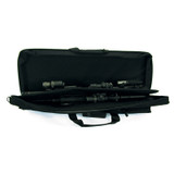 """61PW00BK - Padded Weapons Case - 38"""" black"""