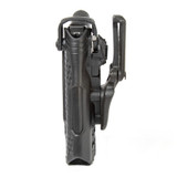 44N600 - T-Series L3D Light Bearing Holster - Basketweave - top profile image with Glock 17