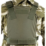 32PC - LOW VIS PLATE CARRIER - OLIVE DRAB