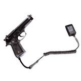 90TPL - Tactical Pistol Lanyard Coiled