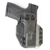 4160 - Stache™ IWB Holster - Base Model - Front w/Holstered Firearm