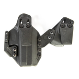 4160 - Stache™ IWB Holster - Premium Model - Front w/o Holstered Firearm