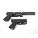 75FLTLR1BK - Blackhawk Streamlight® TLR1-HL- Mounted Image