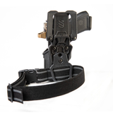 4117 - T-Series L2C Overt Gun Belt Holster Kit - Back Image