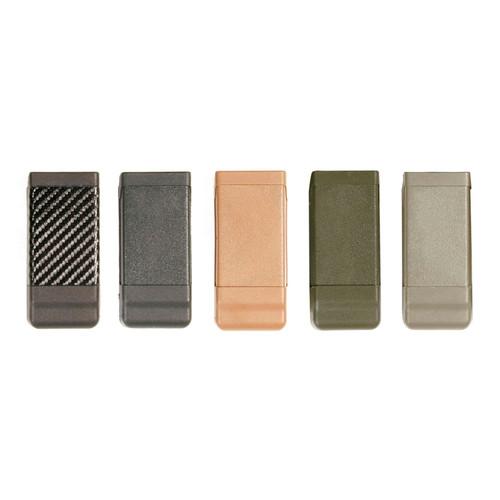410500 - All variations - carbon fiber, black, tan, olive drab, foliage green