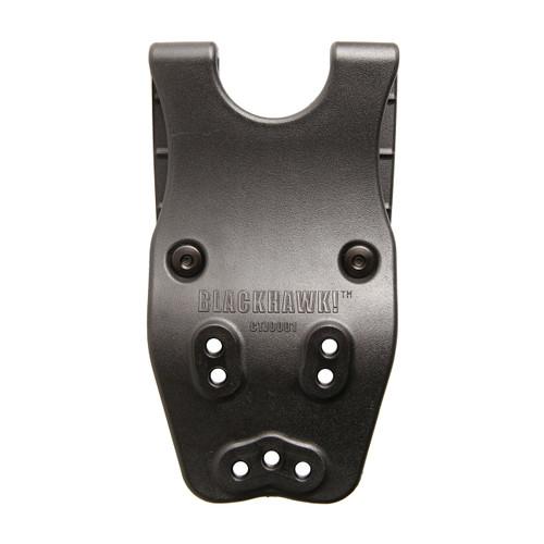jacket slot belt loop w/duty holster screws front