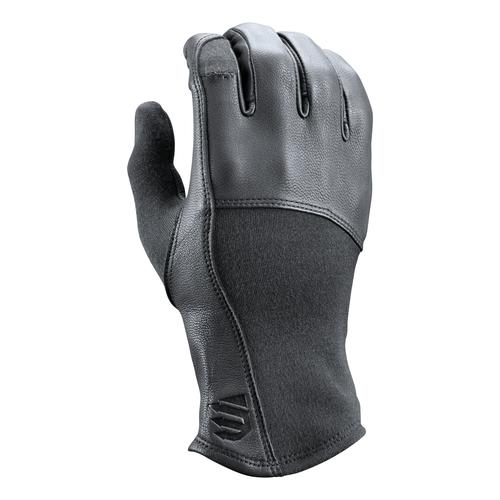 aviator glove black