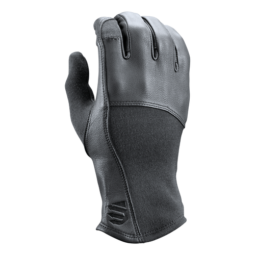 aviator glove black