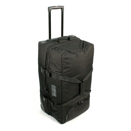 medium alert bag - black