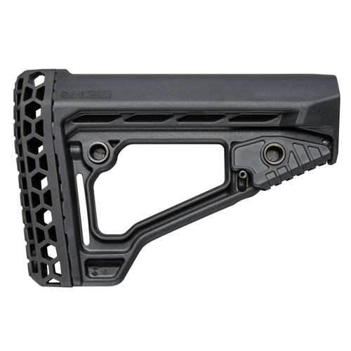 KNOXX AXIOM ADJUSTABLE BUTTSTOCK BK