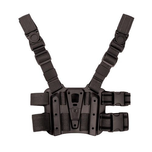 tactical holster platform black