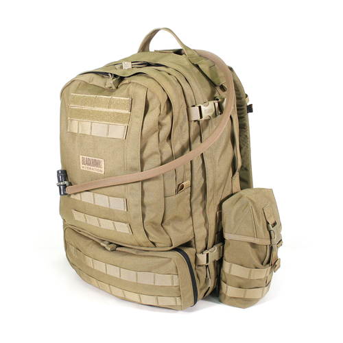 hydration pack coyote tan
