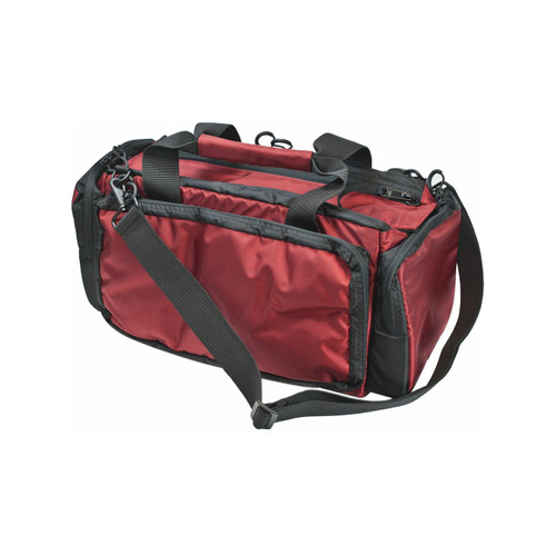 diversion carry range bag red and black