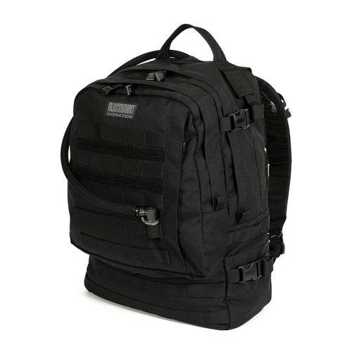 barrage 100oz hydration pack black