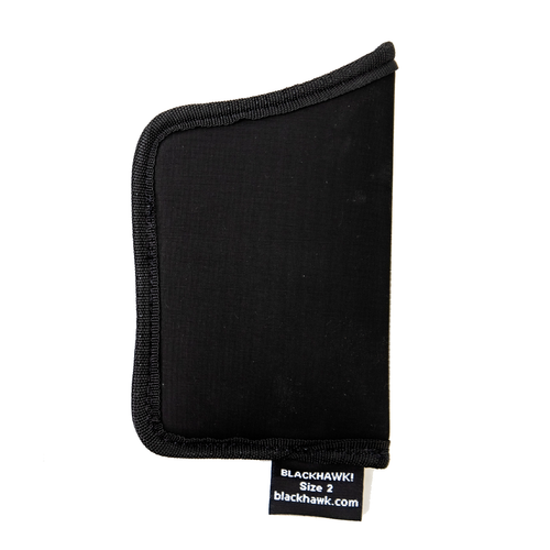 40TP - TecGrip Pocket Holster - Black - Size 2
