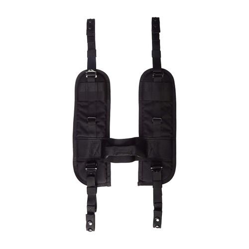 35SS00BK Special Operations H-Gear Shoulder Harness - BLACK