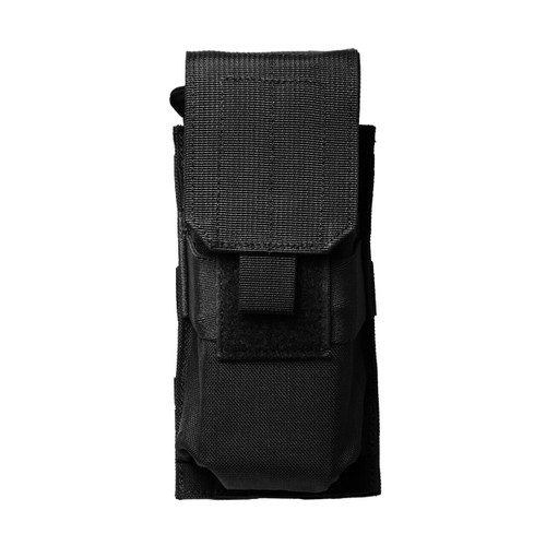 37CL02BK S.T.R.I.K.E.® M4/M16 Single Mag Pouch (Holds 2) - MOLLE - BLACK