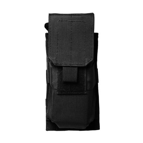 37CL02BK S.T.R.I.K.E.® M4/M16 Single Mag Pouch (Holds 2) - MOLLE - BLACK