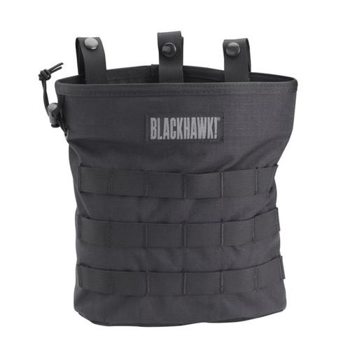 37CL117BK S.T.R.I.K.E.® Roll-Up Dump Pouch - MOLLE - BLACK