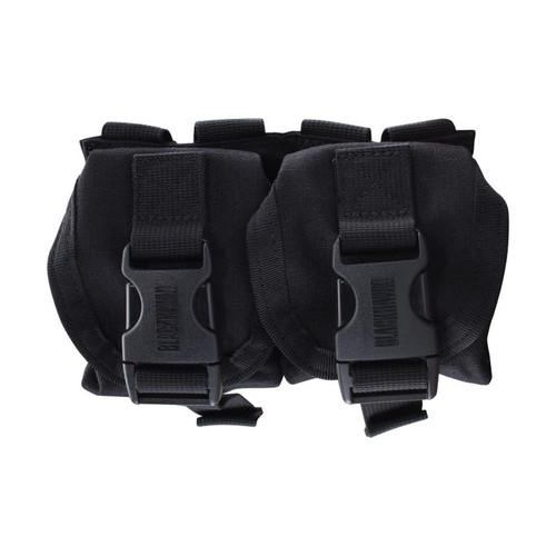 37CL13BK S.T.R.I.K.E.® Double Frag Grenade - MOLLE - BLACK