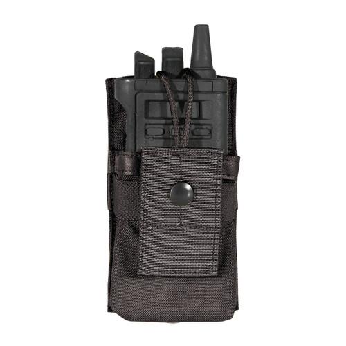 37CL35BK S.T.R.I.K.E.® Small Radio/GPS Pouch - MOLLE - BLACK
