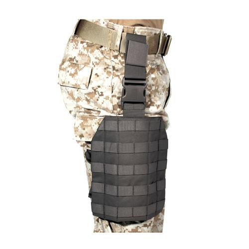 37CL39BK S.T.R.I.K.E.® Drop-Leg Platform - BLACK