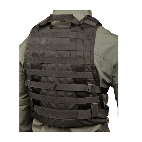 37CL41BK S.T.R.I.K.E.® Commando Recon Back Panel - BLACK