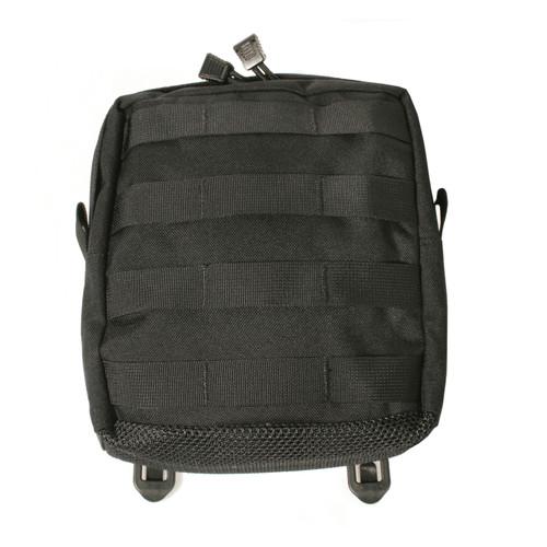 37CL60BK S.T.R.I.K.E.® Large Utility Pouch w/Zipper - MOLLE - BLACK