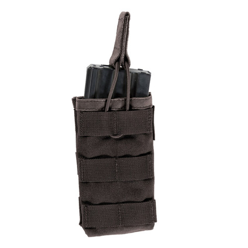 37CL68BK S.T.R.I.K.E.® Single M4/M16 Mag Pouch (Holds 1) - MOLLE - BLACK