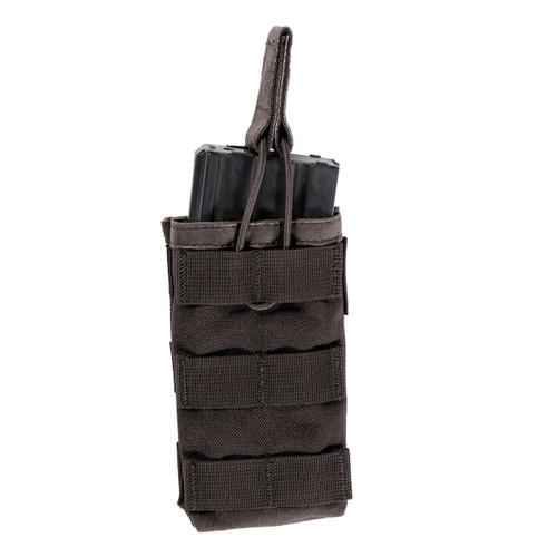 37CL68BK S.T.R.I.K.E.® Single M4/M16 Mag Pouch (Holds 1) - MOLLE - BLACK