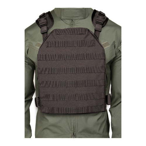 37CL83BK S.T.R.I.K.E.® Lightweight Plate Carrier Harness - Small/Medium - BLACK