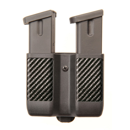 41061 - Double Mag Case - Double Stack - Carbon Fiber