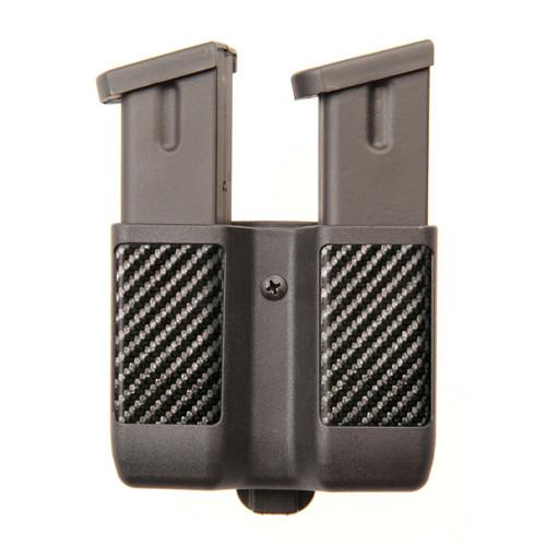 41061 - Double Mag Case - Double Stack - Carbon Fiber