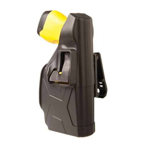 44HT01BK-R - TASER® X-2 Level 2 Duty Holster - BLACK - RIGHT