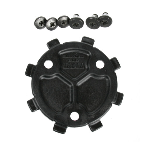 430951BK QUICK DISCONNECT - MALE ADAPTER BLACK