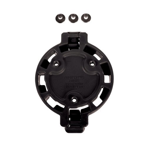 430952 Quick Disconnect - Female Adapter Black