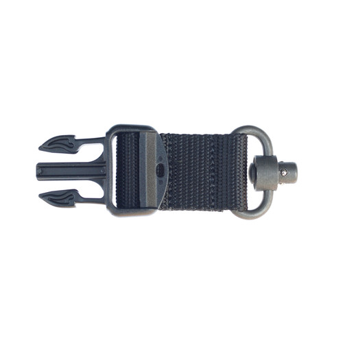 70SA03BK - QD Swivel Sling Adapter - BLACK