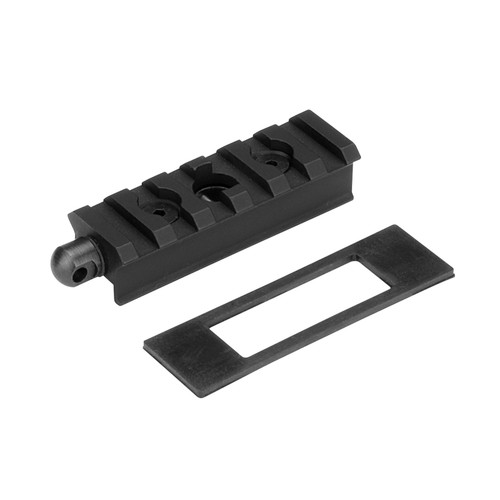 71RA00BK - swivel stud picatinny rail adapter - black